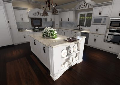 Traditional Kitchen Design Los Angeles