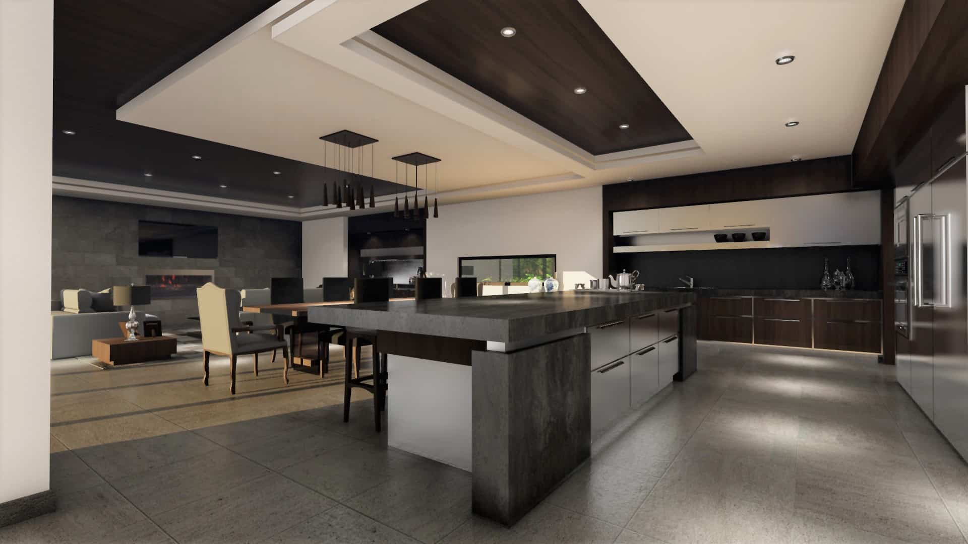 Kitchen Design Los Angeles Kitchen Design Orange County D Solutions - Modern kitchen and bathroom designs